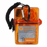 Ultimate Survival Technologies Watertight Survival Kit 1.0 Lightweight Emergency