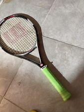 Wilson Federer Classic Tennis Racquet 4 1/2 Good