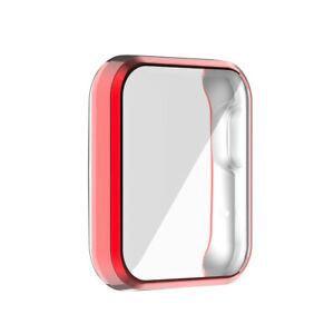 Case Screen Protector TPU Protective Cover For Xiaomi Watch Lite Redmi Watch