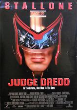 JUDGE DREDD POSTER (M8)