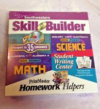 Southwestern Skill Builder High School Science Algebra Writing 35 Languages