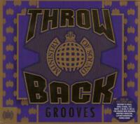 Throwback Grooves (Ministry Of Sound) 3 CD-Set Digipak -Neu & OVP- 2017