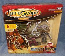 HEROSCAPE ORM'S RETURN HEROES OF LAUR EXPANSION SET HARD TO FIND