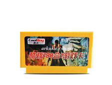 New 198 in 1 Video Game Console 8 bit for Famicom Famiclone Retro Classic Games