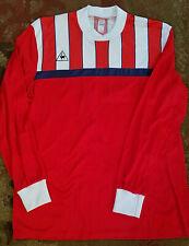 Vintage Le Coq sportif Soccer Football Jersey Shirt Size L Excellent