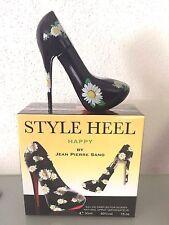 style talons hauts roses parfum cadeau de Luxe Femme Jean Pierre Sand doit avoir
