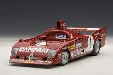 1:18 Autoart ALFA ROMEO 33 TT 12 1000km  Nürburgring 1975 NEW FREE SHIPPING