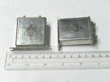 2uF 10% 250V PIO Paper Capacitor MBGCH./ МБГЧ-1/Lot of 4pcs.