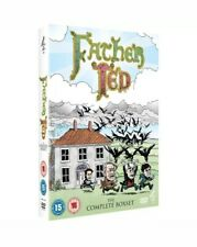 Father Ted - Complete Collection (DVD, 2012, 3-Disc Set, Box Set)