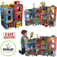 Heroes Play Set KidKraft Everyday Included 35-Piece Accessory Kit For Kids Fun