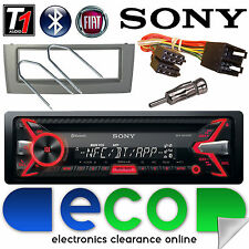 Sony Bluetooth Cd Mp3 Usb Ipod Iphone Radio estéreo kit & ct24ft08 Fascia Kit