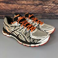 ASICS Dynamic GEL-KAYANO 20 Fluid Ride Men's White Gym Shoes Trainers UK 10.5 46