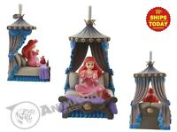 Disney Store Sketchbook Ornament ARIEL FAIRYTALE MOMENTS Little Mermaid NEW 2020