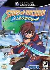 SKIES OF ARCADIA LEGENDS GAMECUBE GAME PAL