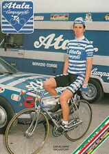SALVATORE CAVALLARO Cyclisme Ciclismo Cycling ATALA 85