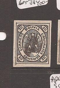 Bolivia 1867 SC 4 MNG copy 1 (3ayn)