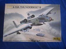 AA231 HELLER A-10A THUNDERBOLT II Ref 80372 1/72 BON ETAT