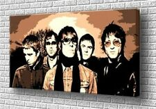"OASIS.. Pop BOX Canvas 15""x30""FREE POST £34.99*"