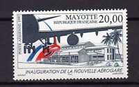 12541) Mayotte 1997 MNH Airport Innauguration