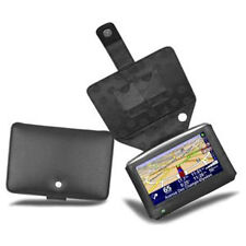 TomTom ONE XL Satnav Case - Genuine Leather Carry Case Pouch by Noreve NEW
