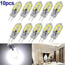 10pcs LED Lamp G4 3W AC/DC 12V 220V SMD2835 Lampada LED Mini Bulb Lights Halogen