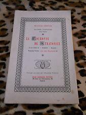 Maurice Gervais, oeuvres complètes 1: La couronne de Stratonice - Debresse, 1954