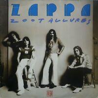 FRANK ZAPPA- ZOOT ALLURES 1976 WARNER BROS. REKORDS VINYL LP WB56298 ( Germany)