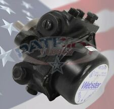 Webster 2R181C-5BQ4 Two Stage Oil Transfer Pump 15 GPH @ 80 PSI 1725 RPM