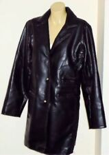 Women's Regular Leather Basic Coats & Jackets
