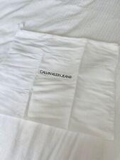Calvin Klein Designer Dustbag - Handbag Shoes Clutch Bag - Medium