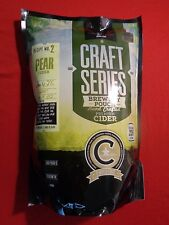 Mangrove Jack's Pear Cider + Yeast Pouch - 6 Gal Recipe Kit ~ Fast Free Ship