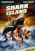 Shark Island [New DVD] Widescreen