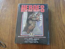 US Airborne Heroes In Our Midst Vol 1 John Angolia D Day Paratrooper jump wing