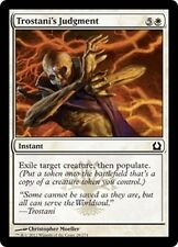 MTG Magic RTR - (4x) Trostani's Judgment/Jugement selon Trostani, English/VO