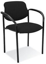 Besucherstuhl m. Armlehnen Konferenzstuhl Bürostuhl Stühle Günstig Büromöbel NEU
