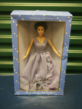 Elizabeth Taylor White Diamonds Edition 2000 Barbie doll by Mattel DAMAGED BOX