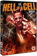 WWE: - Hell In A Cell 2012 (DVD) - Official Store