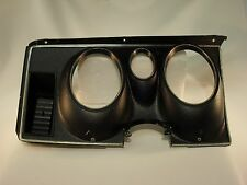 1971 72 73 MUSTANG MACH-1 BOSS / DASH PANEL COVER FOR GAUGES