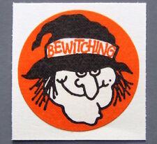 Vintage TREND Stinky Stickers LICORICE STICK matte Scratch-N-Sniff - No TM
