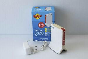 AVM FRITZ!Box 6820 LTE WLAN Router (20002906)