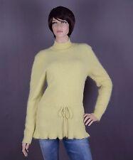 Angora Tunika,  Farbe: lemon und Größe: L oder XL (nach Wahl)