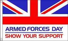Armed Forces Day Military 8ft x 5ft (250cm x 150cm) Flag