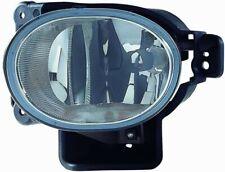 Bumper Mounted Fog Driving Light Lamp Left Hand Driver Side LH for 07-08 TL