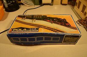 Pola LGB 909 passenger platform.in original box.