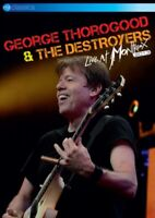 George Thorogood & The Destroyers - Live At Montreux 2013 Nuevo DVD
