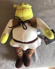 Shrek Ogre Plush Small 10� New Dreamworks Fast Shipping Usa