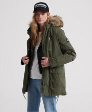 Superdry Womens Arizona Rookie Parka Jacket