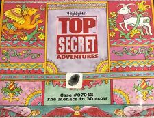 RUSSIA Highlights Top Secret Adventures Case #07042 The Menace In Moscow