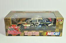 RACING CHAMPIONS 1:24 GOLD NASCAR Stock Car JOHNNY BENSON #26 CHEERIOS LIMITED