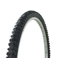 "WANDA 26"" x 1.95"" BICYCLE TIRE MTB BIKE BLACK P1002"